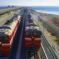 Новые поезда из Москвы и Санкт-Петербурга в Евпаторию и Феодосию пойдут весной