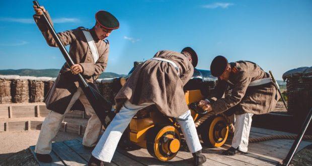 В сентябре под Севастополем - VII Крымский военно-исторический фестиваль
