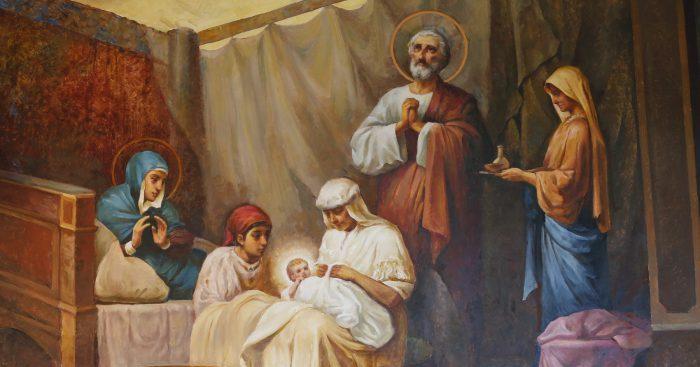 21 сентября – Рождество Пресвятой Богородицы, Оспожинки