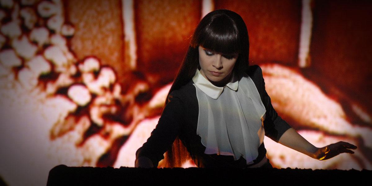 Крымская художница Ксения Симонова стала участником театрального фестиваля Норвегии