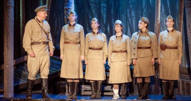 В Крымском ТЮЗе - долгожданная премьера спектакля