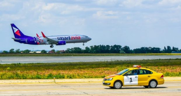 Авиакомпания Smartavia увеличила число летних направлений полетов в Крым