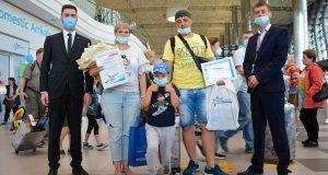 Аэропорт «Симферополь» обслужил два миллиона пассажиров за первое полугодие