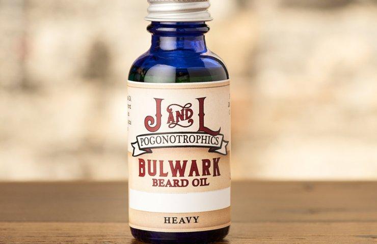 Bulwark Beard Oil