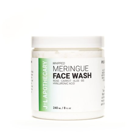 Whipped Meringue Face Wash