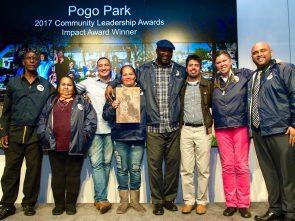 community leadership awards
