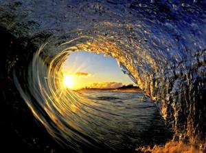 New Brighton surf improving?
