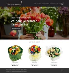 Blooms New Website
