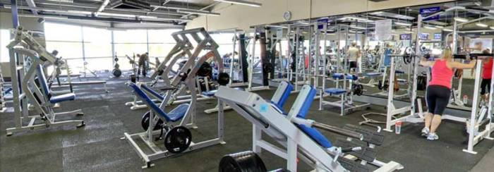 city fitness gym