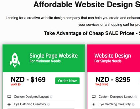 When is a website too cheap? Should you look overseas?