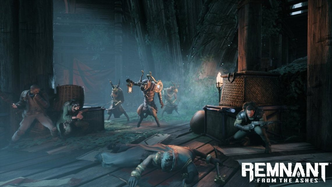 Remnant: From the Ashes Recenzja
