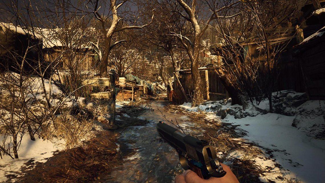 Resident Evil Village Wioska