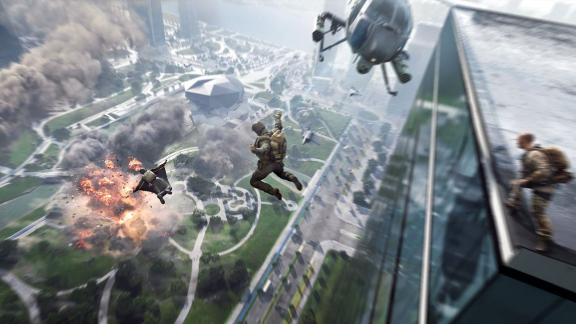 Battlefield 2042 - Screen 1