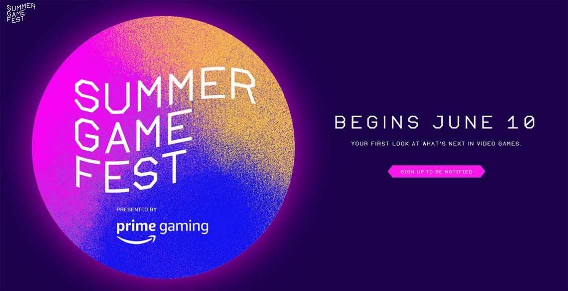 Czerwiec 2021 miesiącem gracza - Summer Game Fest