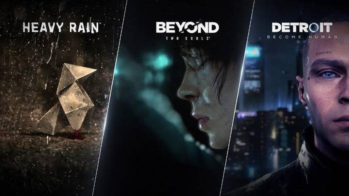 Heavy Rain / Beyond Two Souls / Detroit