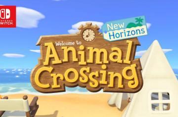 Animal Crossing 2.0 - Logo