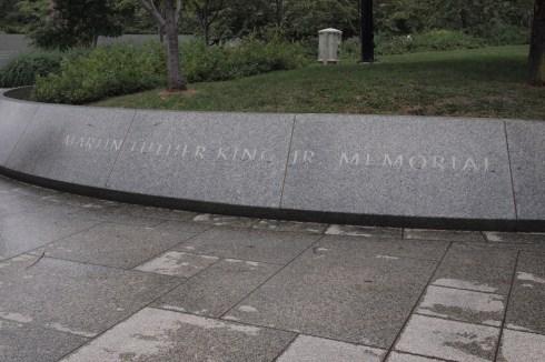 Dr Martin Luther King Jnr