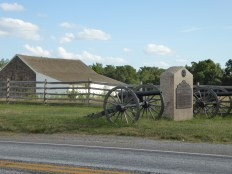 A field gun
