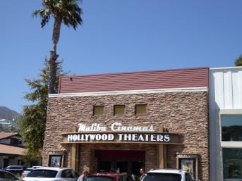 Cute little theatre