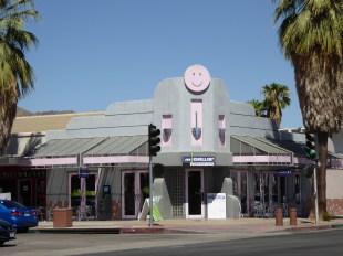 Cutsey shop facades