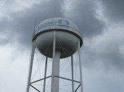 Lots of water towers... fab!