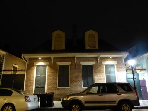 Marie Leveau' House