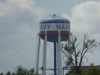 Ah ha.. a water tower..