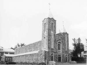 Eglise Marie-Mediatrice d'Estcourt
