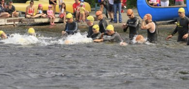 Triathlon Pohénégamook