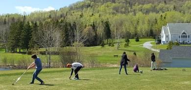 Tournoi d'ouverture réussi au Club de golf du Transcontinental