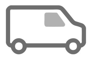 Kuljetuspalvelu ikoni