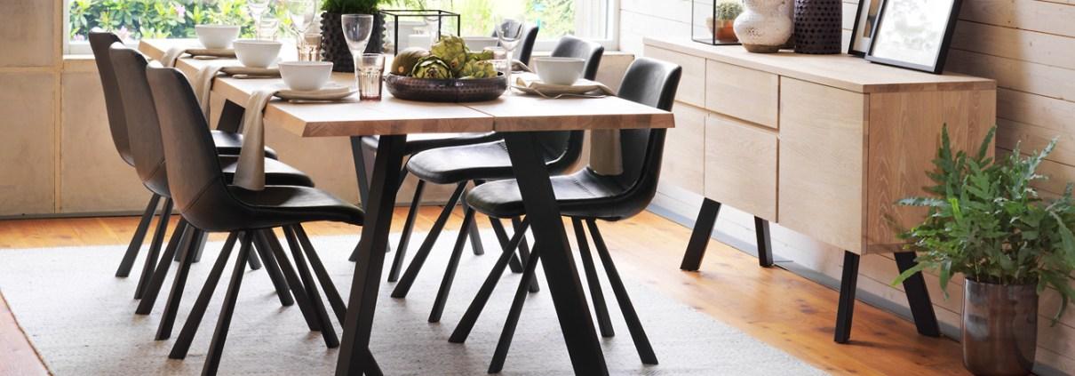 Fred pöytä Alpha tuolit