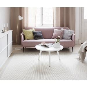 VM Carpet Tunturi matto valkoinen