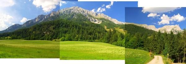 7. Poprvé do Alp