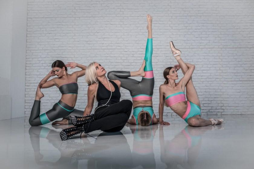 Bikram yoga oblečení