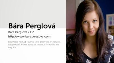 Bloggers Talk, Designblok