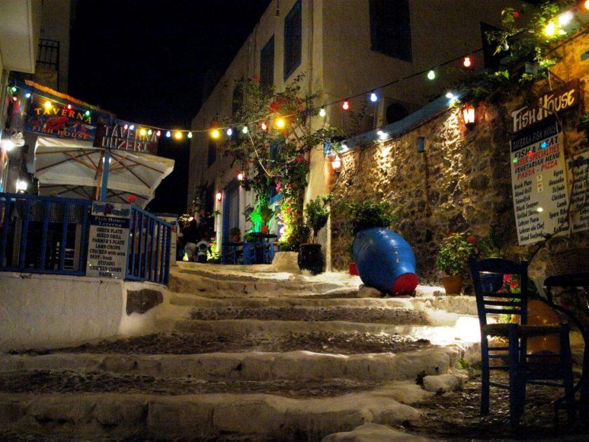 Kos, Řecko