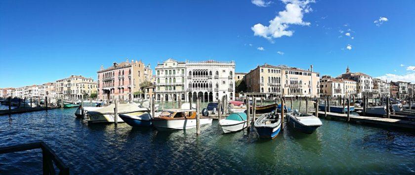 Canal Grande, Benátky