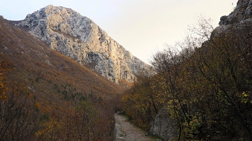 NP Paklenice, Chorvatsko