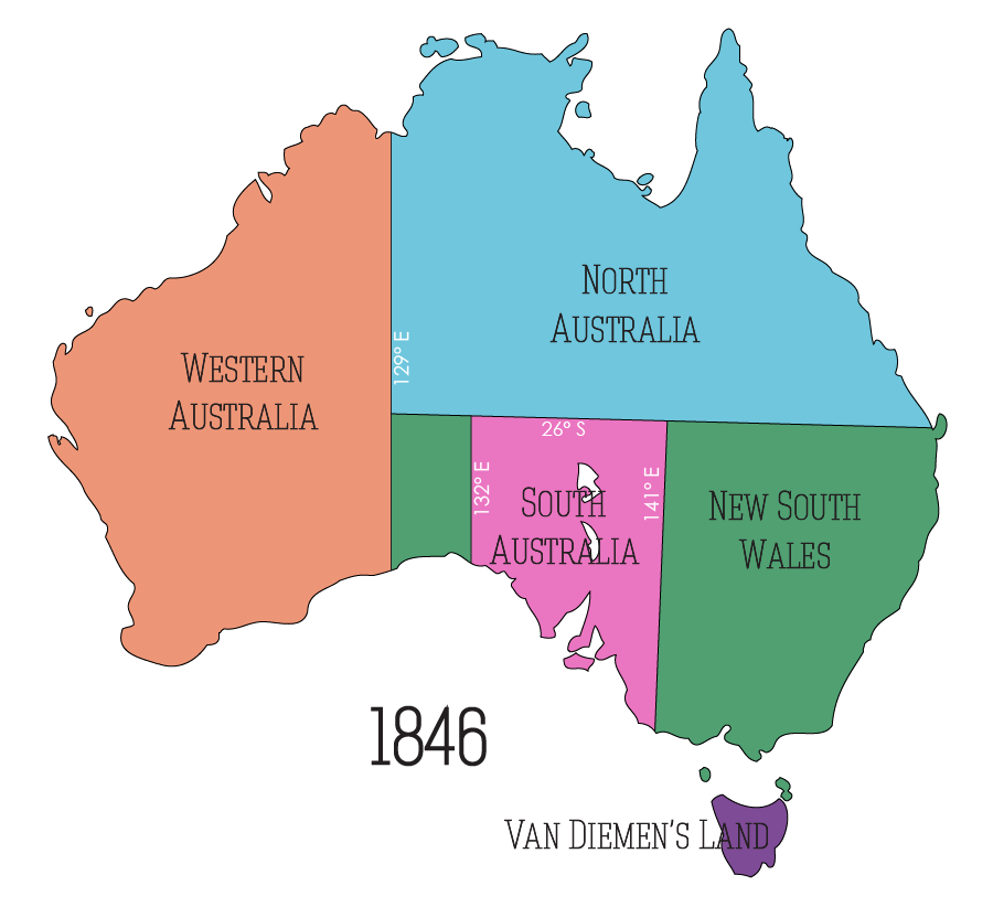 The Evolution Of Australia Formerly New Holland Poi