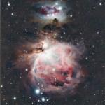 M42 オリオン大星雲 photo y.tomiyama