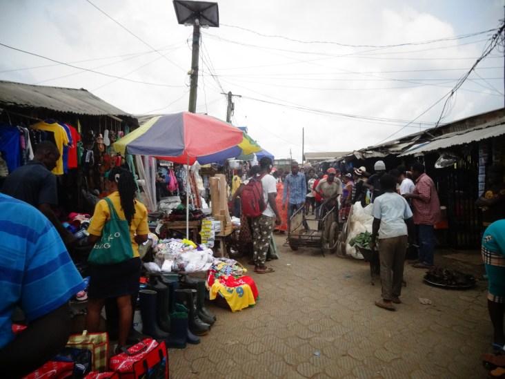 Kumba Market