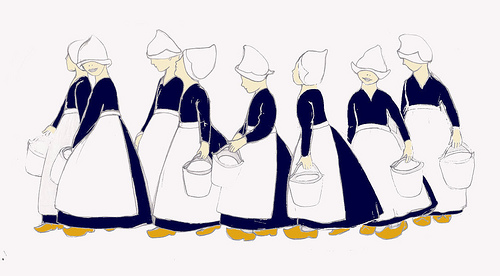 eight-maids-a-milking