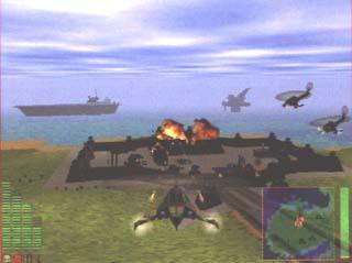 Return Fire 2 Screenshot