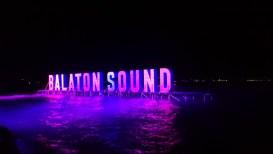 Balaton Sound - kyltti