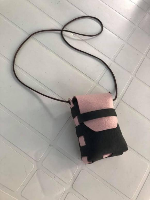 sac sans coutures en cuir patron libre et gratuit à télécharger
