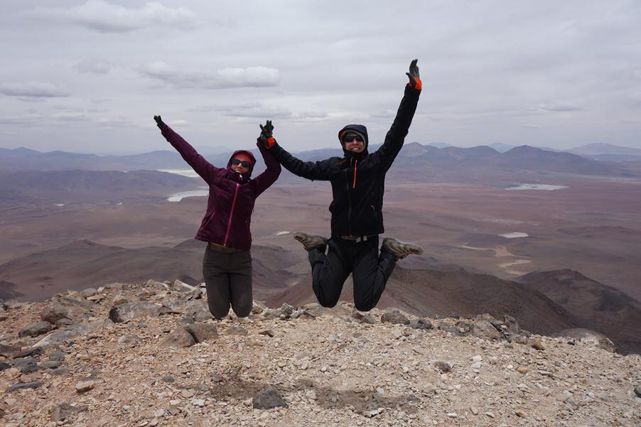 6 mois de selfies autour du monde