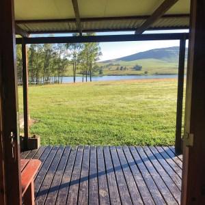 Cabin1 verandah