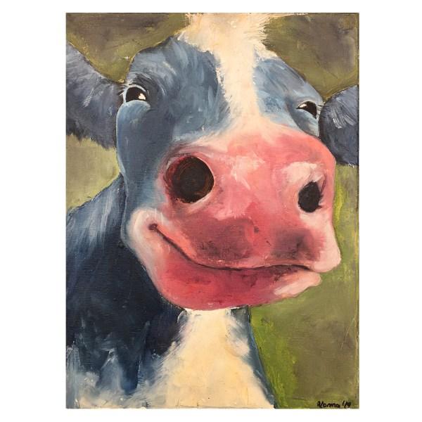 Farmyard mad cow henry