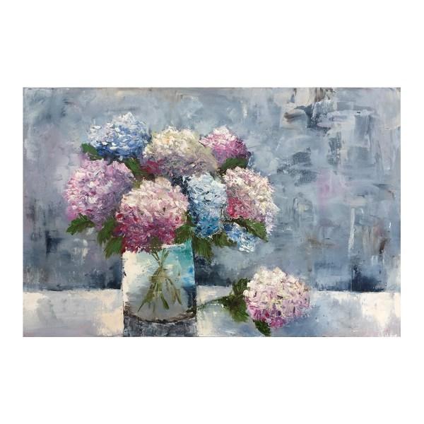 Flowers hydrangeas two